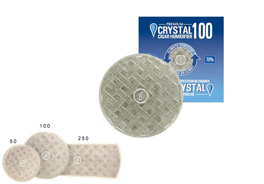 accessoires fumeurs accessoires cigares humidificateurs humidificateur crystal 100 cigares. Black Bedroom Furniture Sets. Home Design Ideas