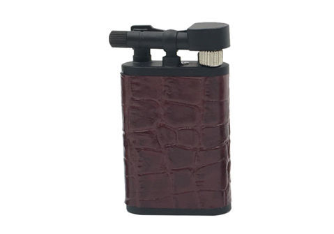 Lighters  BRIQUET PIPE CHACOM x TSUBOTA - CC106 BRUN