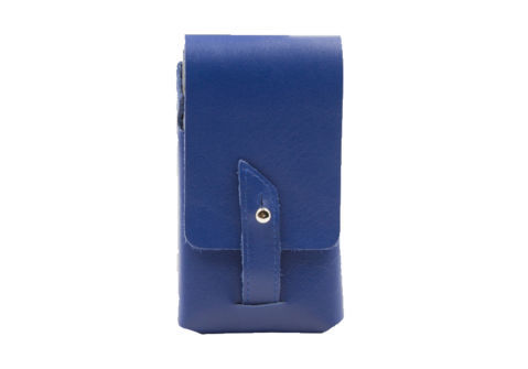Cigarette Cases 100'S cigarette package CC046 blue