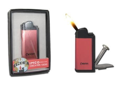 Lighters BRIQUET CHACOM/IMCO CC100 ROUGE