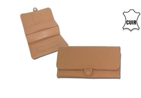 Tobacco Pouches CHACOM Tobacco Pouch CC012 - Light Brown