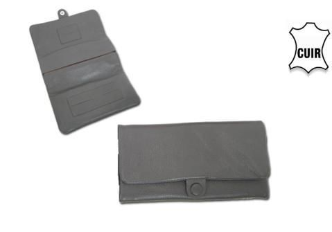 Tobacco Pouches CHACOM Tobbaco Pouch CC012 - Grey