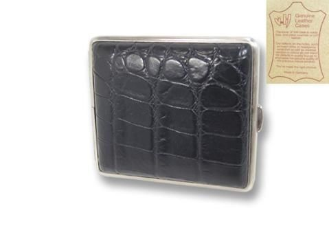 Cigarette Cases Leather cigarette case CC083