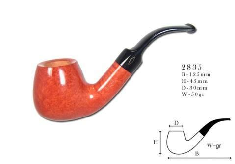 Stand up Pipe BREBBIA Stand Up Naturelle 2835