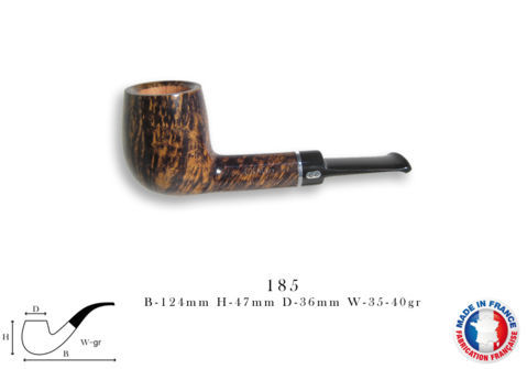 Lizzy Pipe CHACOM Lizzy N°185