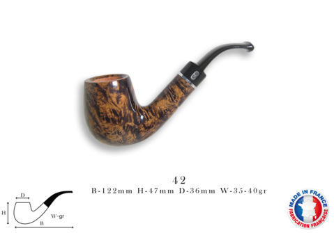 Lizzy Pipe CHACOM Lizzy N°42