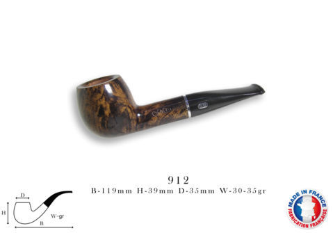 Lizzy Pipe CHACOM Lizzy N°912