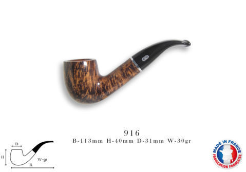 Lizzy Pipe CHACOM Lizzy N°916