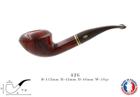 Pipe CHACOM Montbrillant N°426