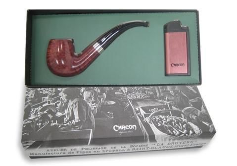 PIPE & BRIQUET Pipe & Briquet CHACOM - Courbe