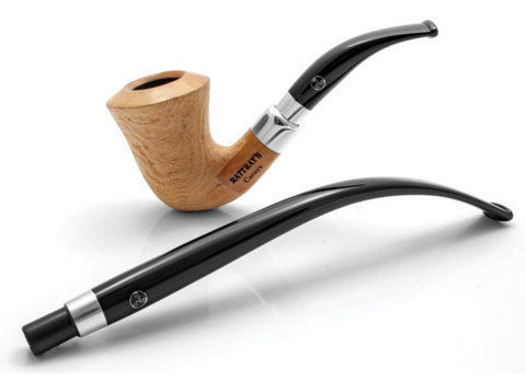 Carnyx Pipe Rattray's Carnyx Sablée nature