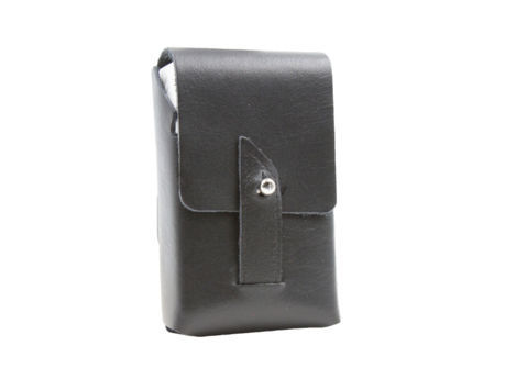 Cigarette Cases Regular cigarette package CC047 black