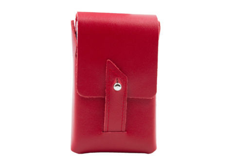Cigarette Cases Regular cigarette package CC047 red