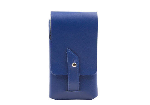 Cigarette Cases Slim cigarette package CC045 blue